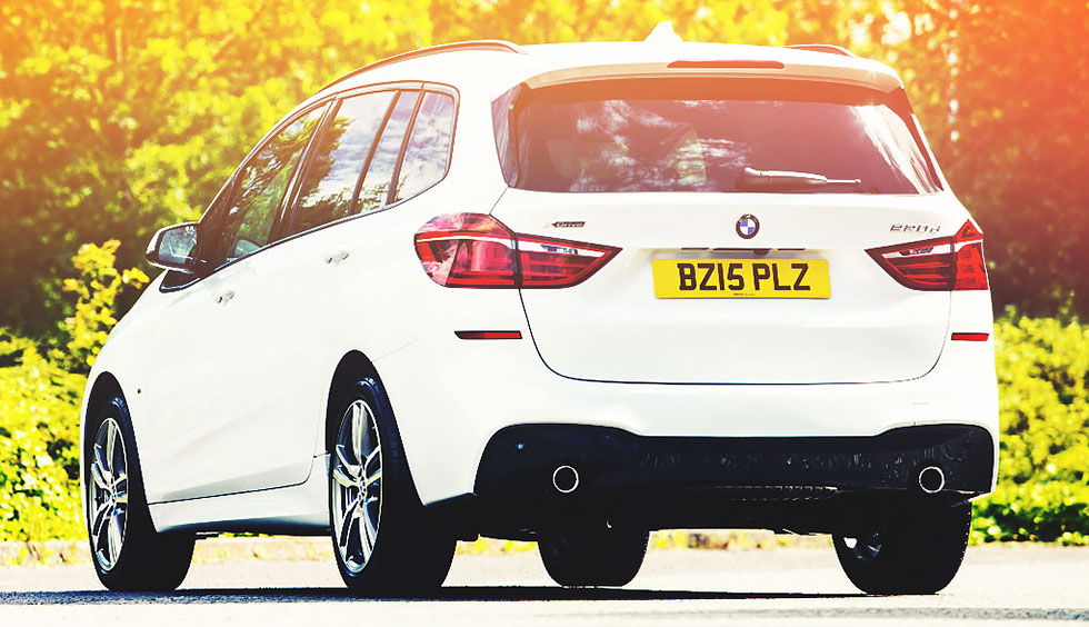 BETTERING EXPECTATIONS BMW F46 2 SERIES GRAN TOURER