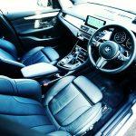 BMW F46 2 Series Gran Tourer - interior UK-spec