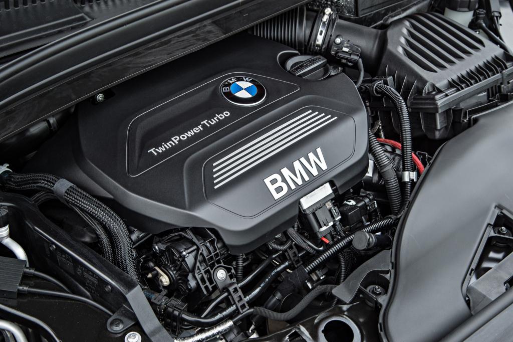 BMW F46 2 Series Gran Tourer