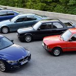 BMW 3 Series is 40 years