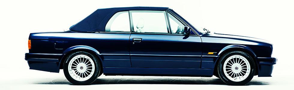 BMW 325i Convertible E30