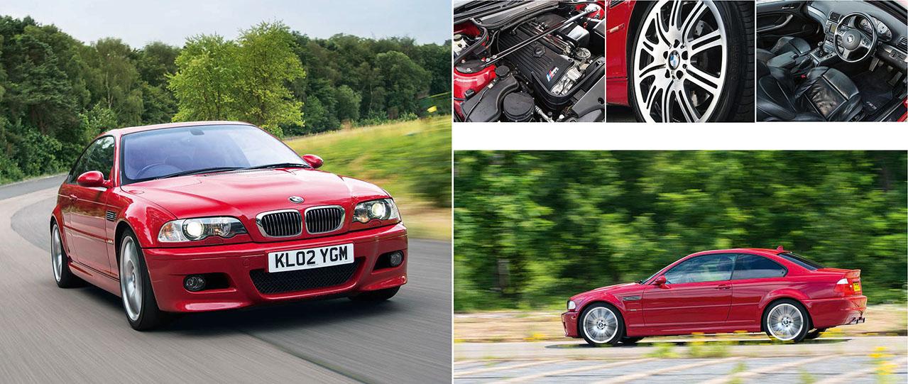 BMW M3 E46 - road drive