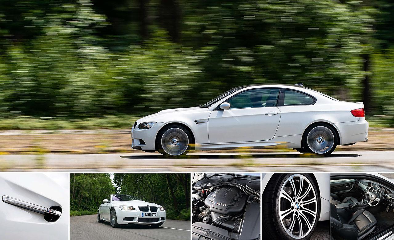 BMW M3 E92 - road test