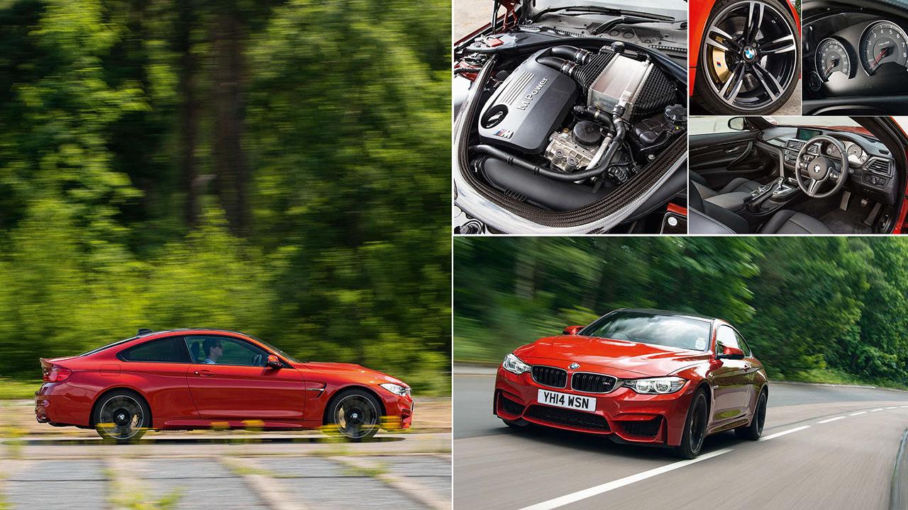 BMW M4 F82 - road test