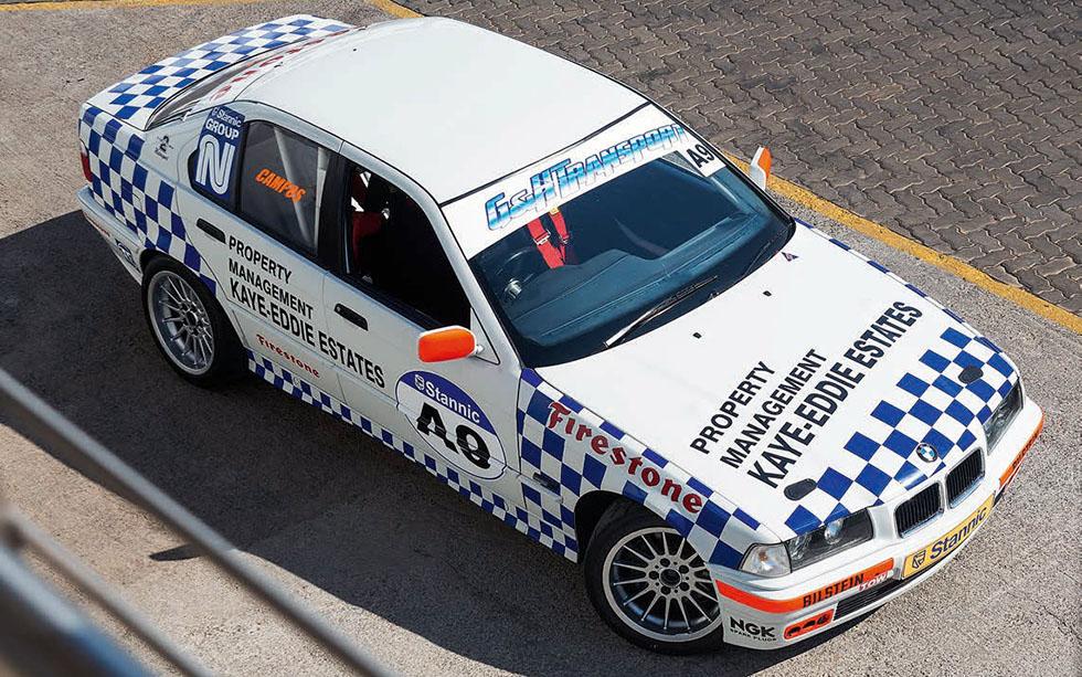 BMW Motorsport South-Africa BMW E36