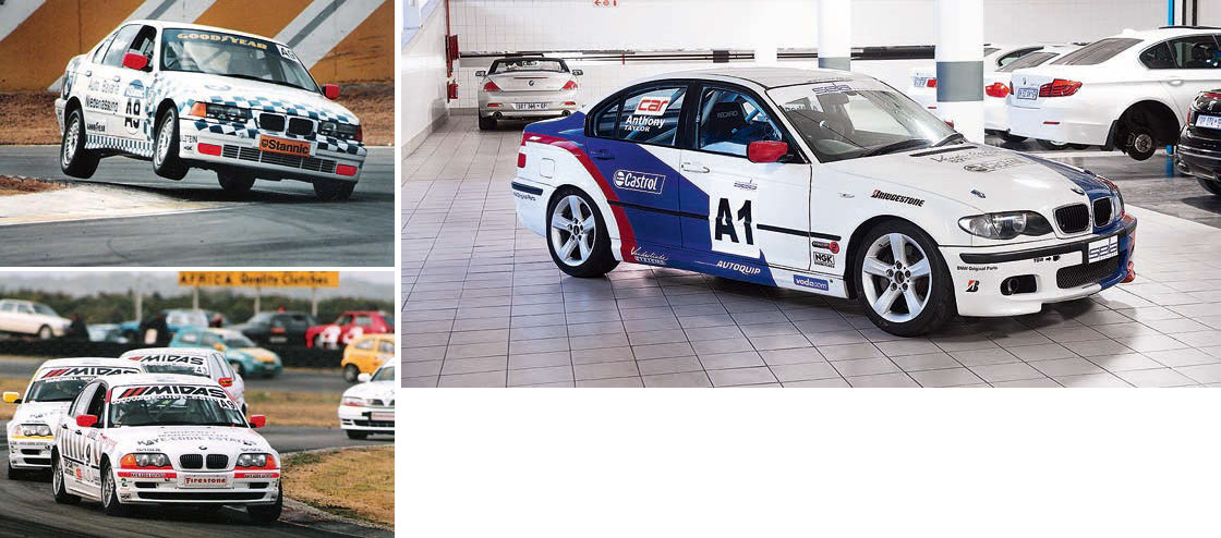 BMW Motorsport South-Africa BMW E46