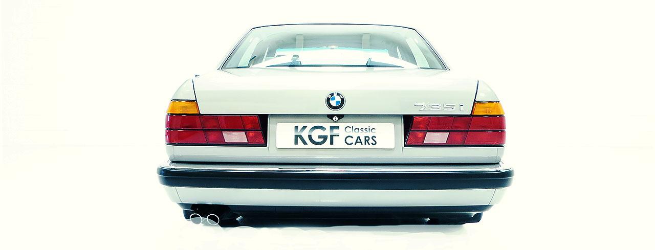 Buyers guide BMW 735i E32