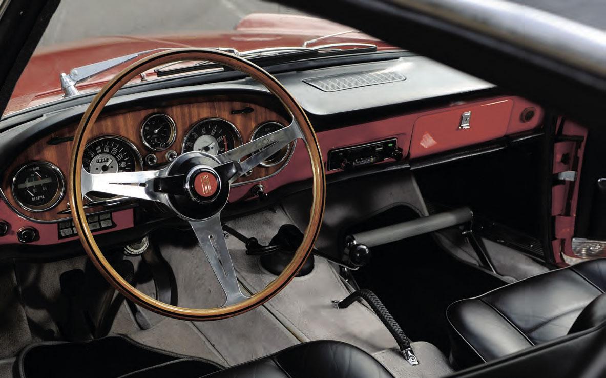 Fiat 2300S Ghia