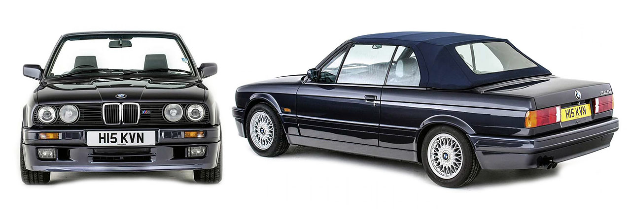 Six steps to picking up the finest BMW E30 3 Series