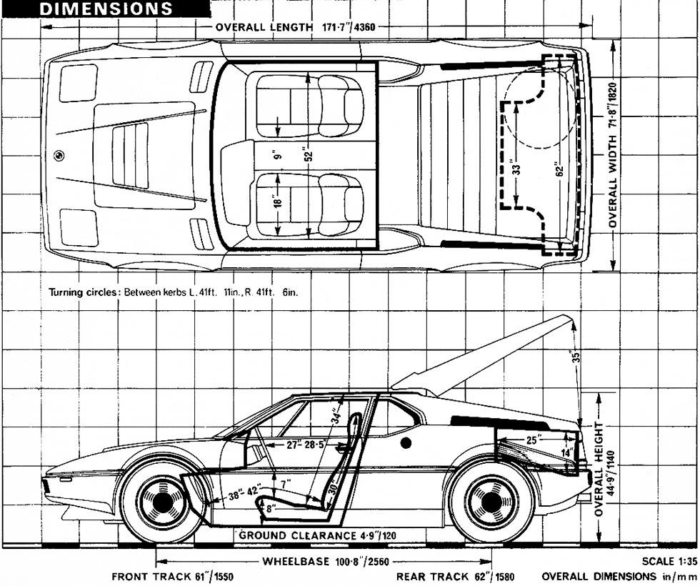 1980 BMW M1 E26