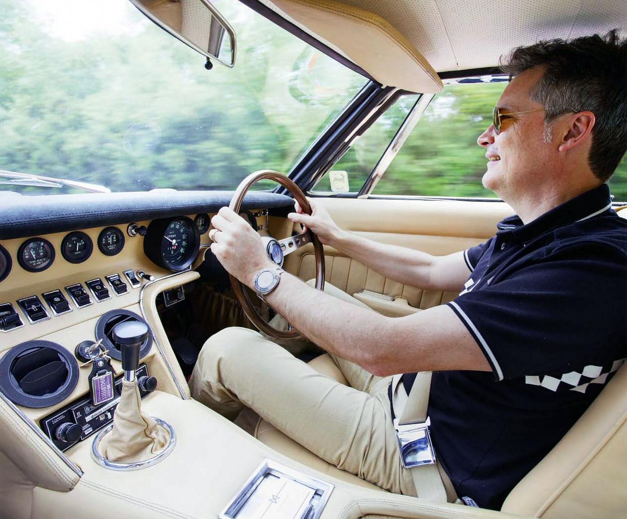 1970 Maserati Ghibli SS road test