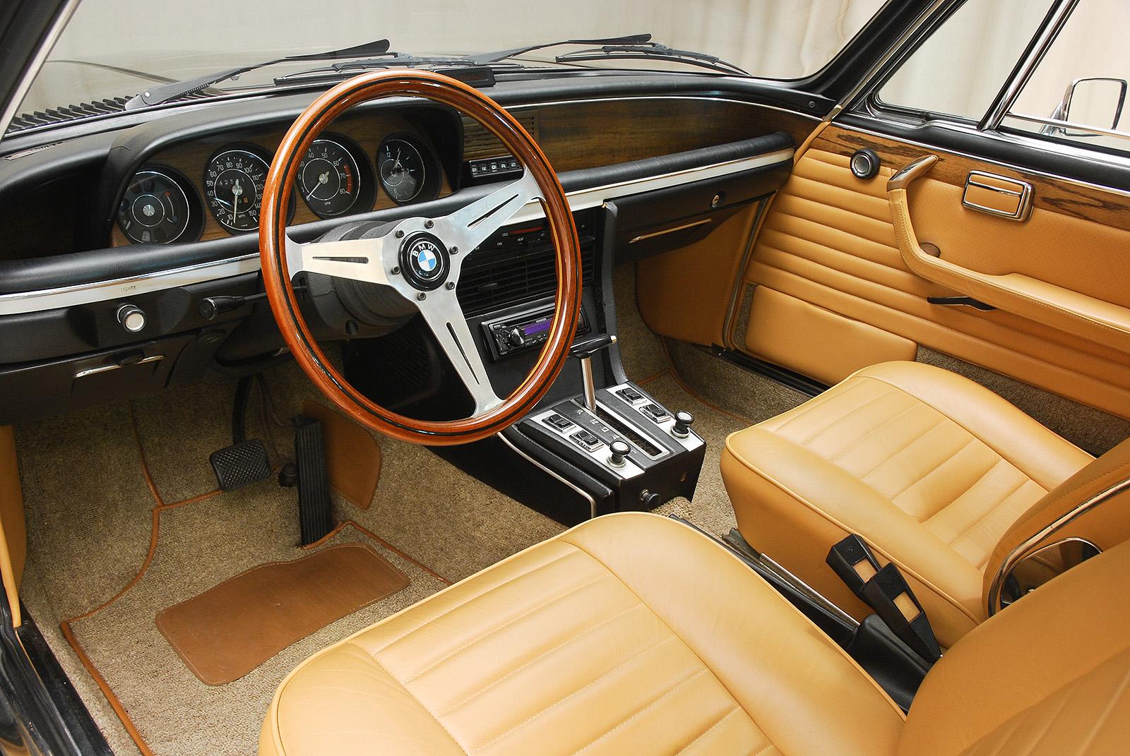 1974 bmw 3.0cs coupe E9 automatic Borg-Warner