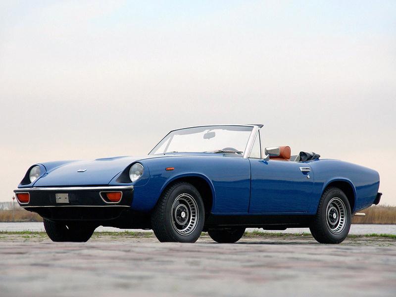 1974 Jensen Healey Roadster