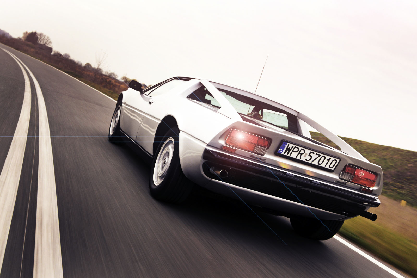 1981 Maserati Merak SS - road test