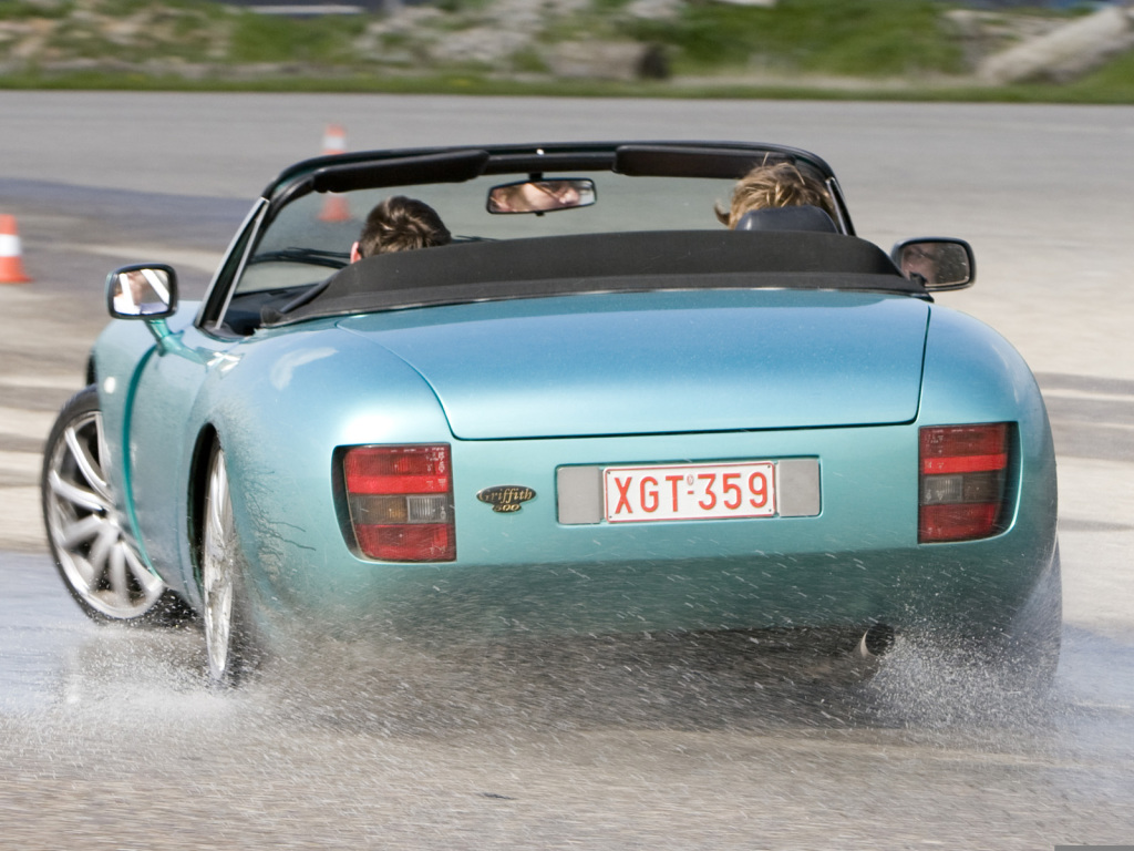 TVR Griffith 500 1993