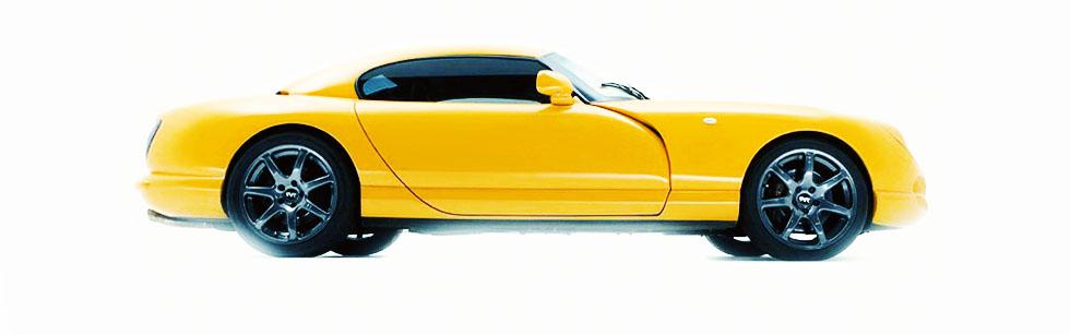 TVR Cerbera 2000