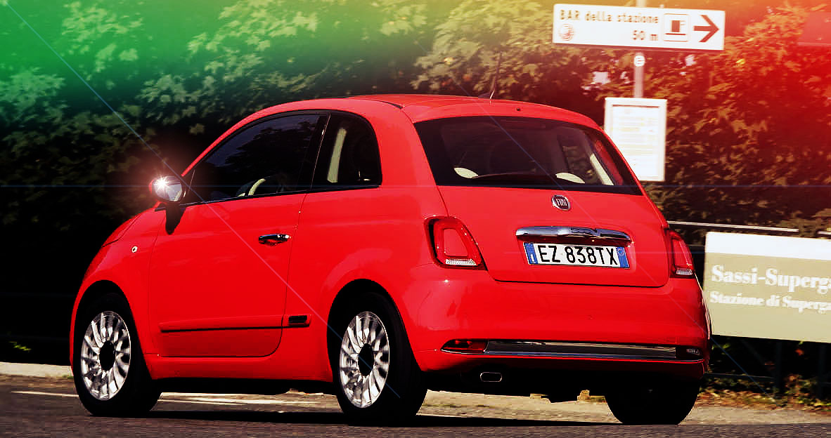 Road test 2015 Fiat 500 facelifted