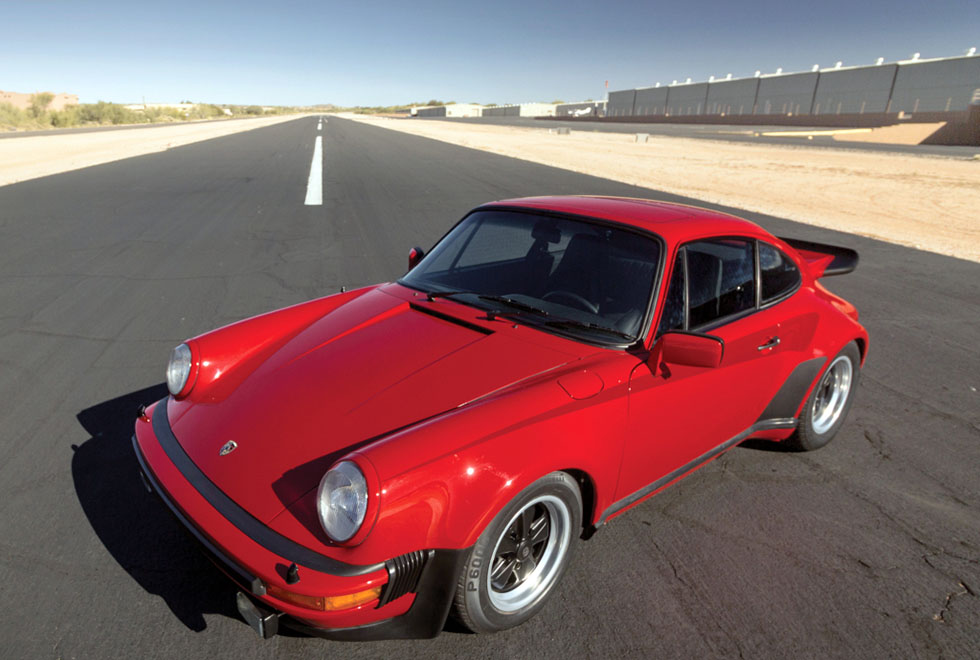 1976 Porsche Turbo Carrera 930