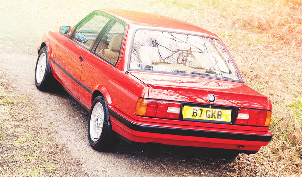 BMW 3-Series E30 1982-1994 buyers guide