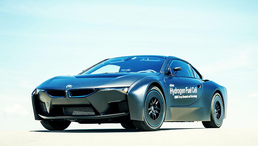 BMW-i8-FCEV