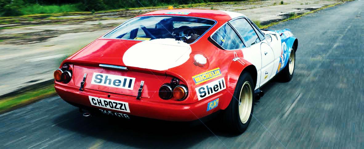 Ferrari 365 GTB/C road test