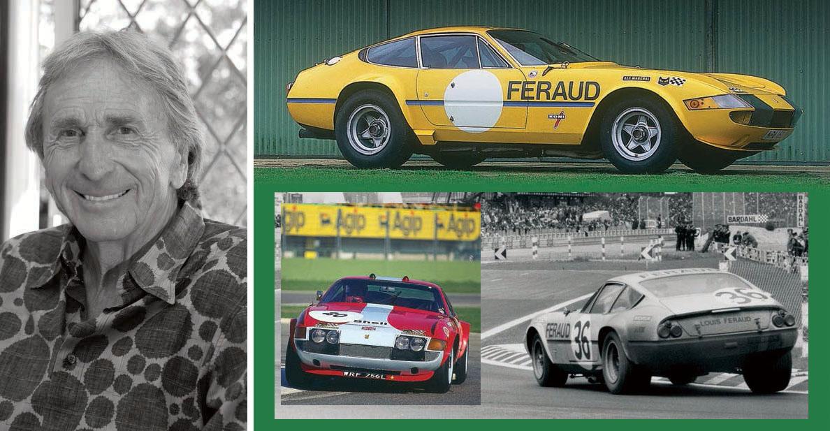 Ferrari 365 GTB/4 road test WITH DEREK BELL