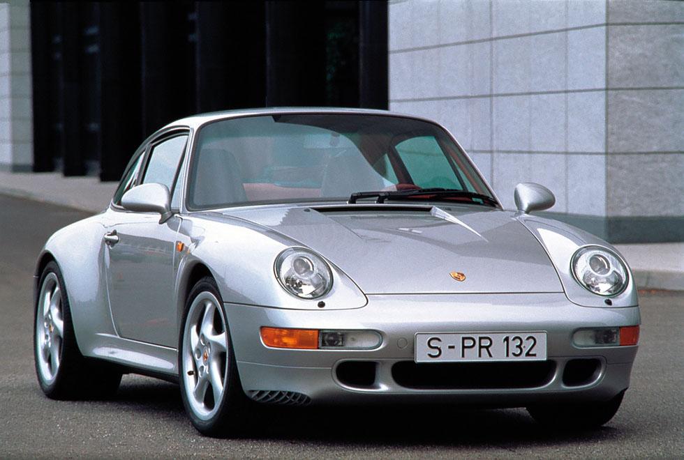 1997 Porsche 911 Carrera S 3.6 Coupe 993
