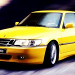 1995 Saab 900 SV Coupe concept