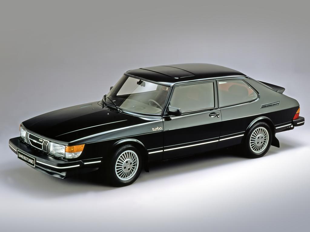 Saab 900 Turbo 1980-1987