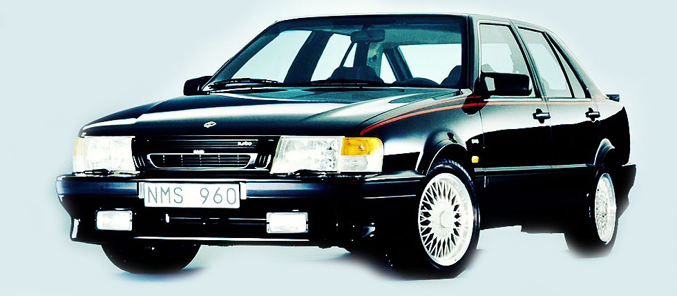 Saab 9000 Turbo 16