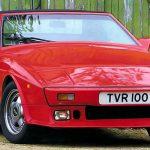 TVR Tasmin 390SE Convertible