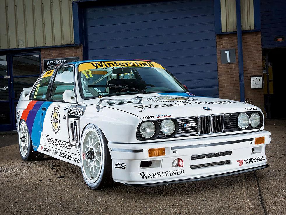Warsteiner BMW E30