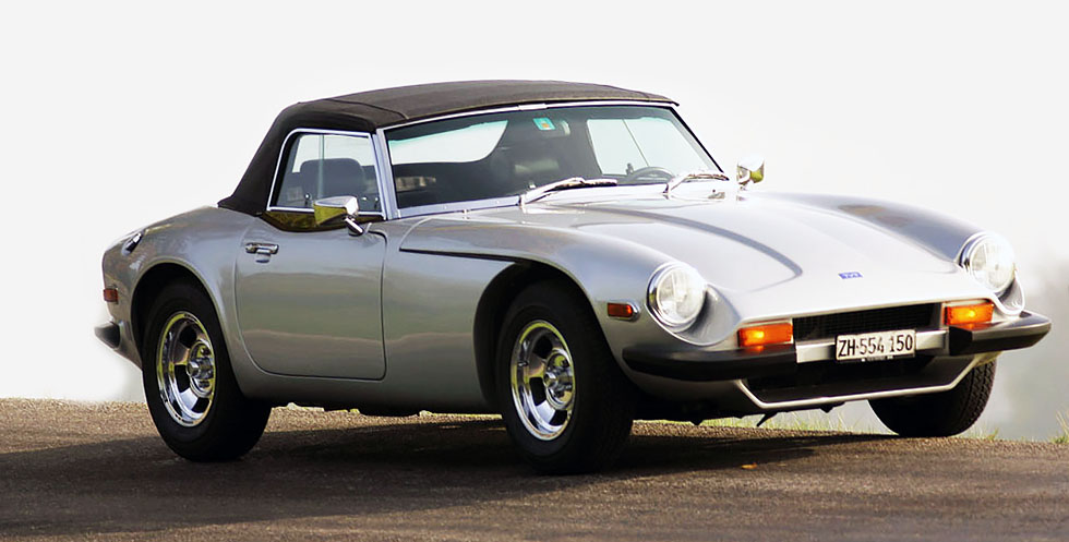 TVR 3000S 1978-1979