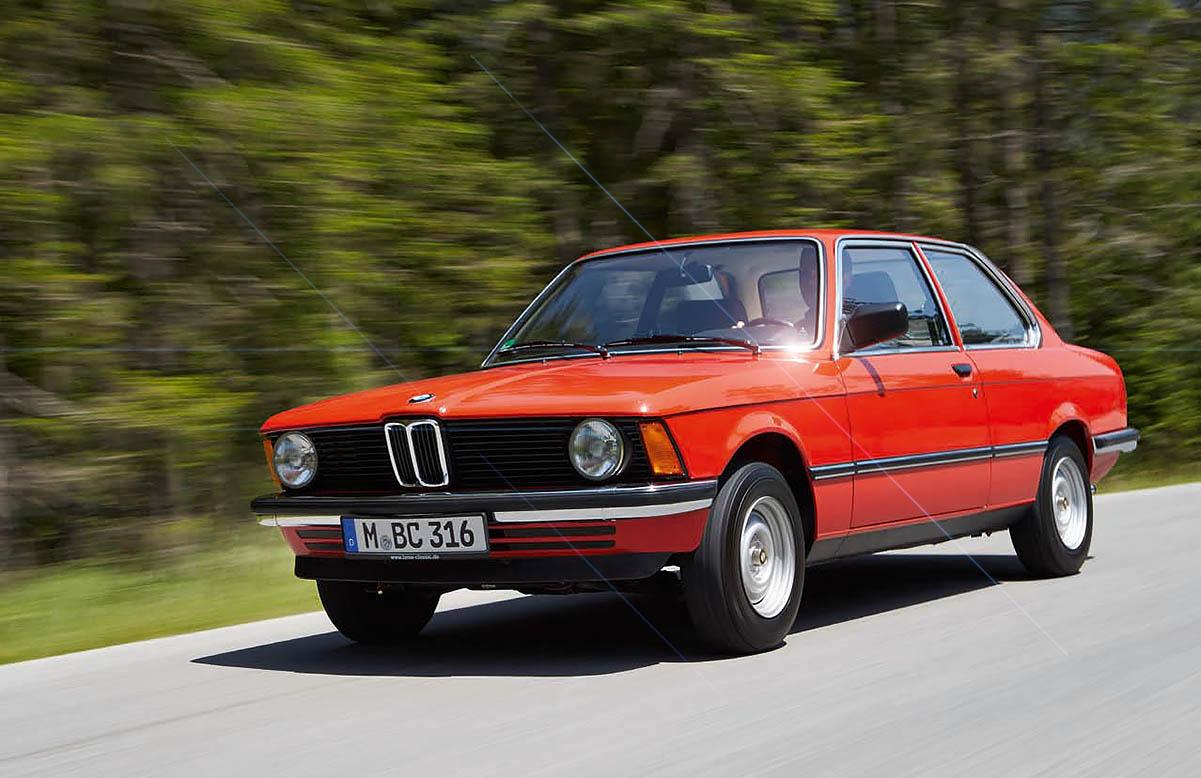 1975 BMW 315 E21