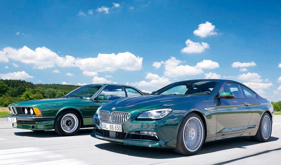 E24 B7 S Turbo Coupé vs. F13 B6 Bi-Turbo Edition 50 Coupé
