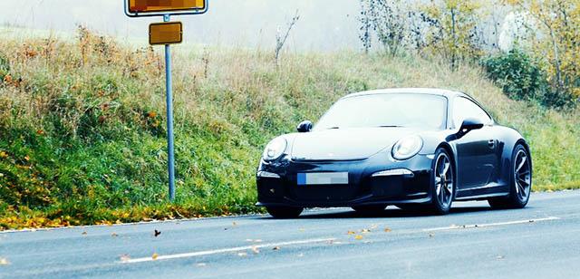 Porsche 911R 991.2