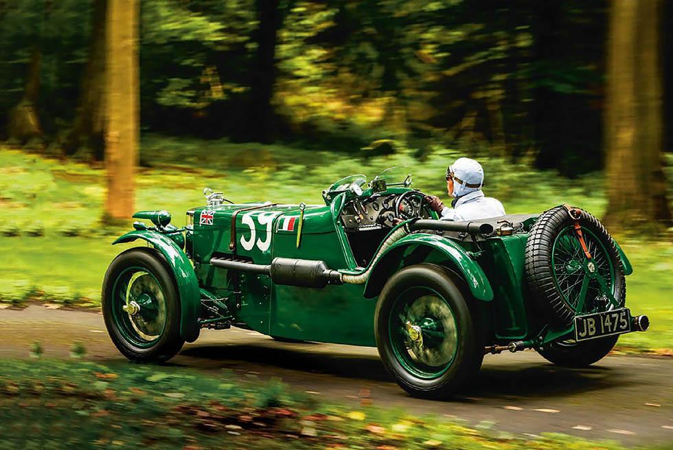 1933 MG K3 driven