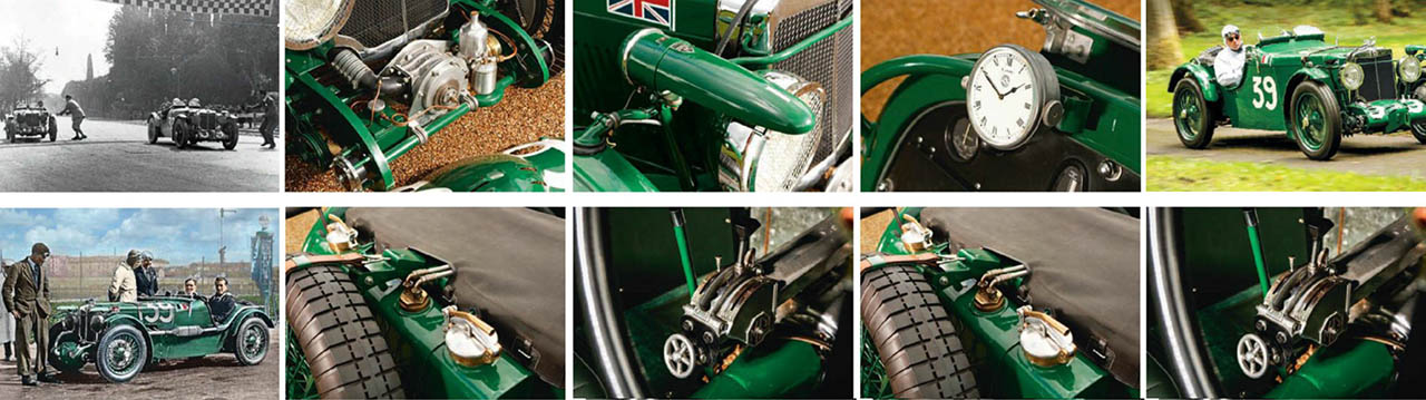 MG's Iconic Supercharged 'Great Six' K3 - Road Test