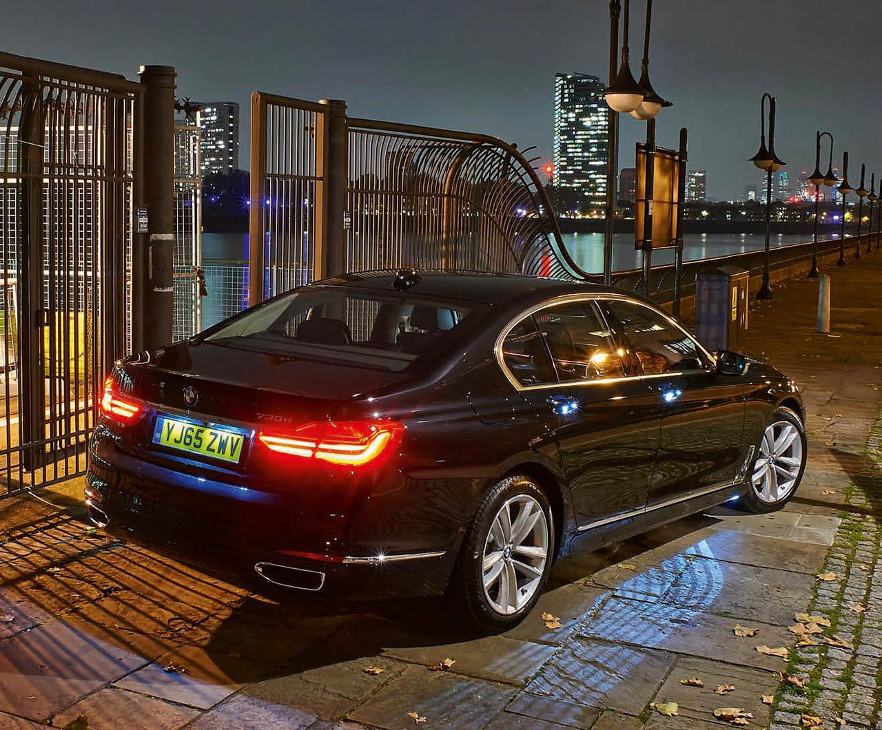 2016 BMW 730d G11