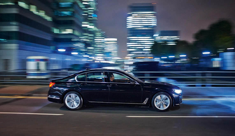 2016 BMW 730d G11 road test