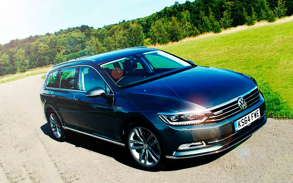 2016 Volkswagen Passat Estate GT 2.0 Bi-TDI 240 PS 7-speed DSG 4Motion