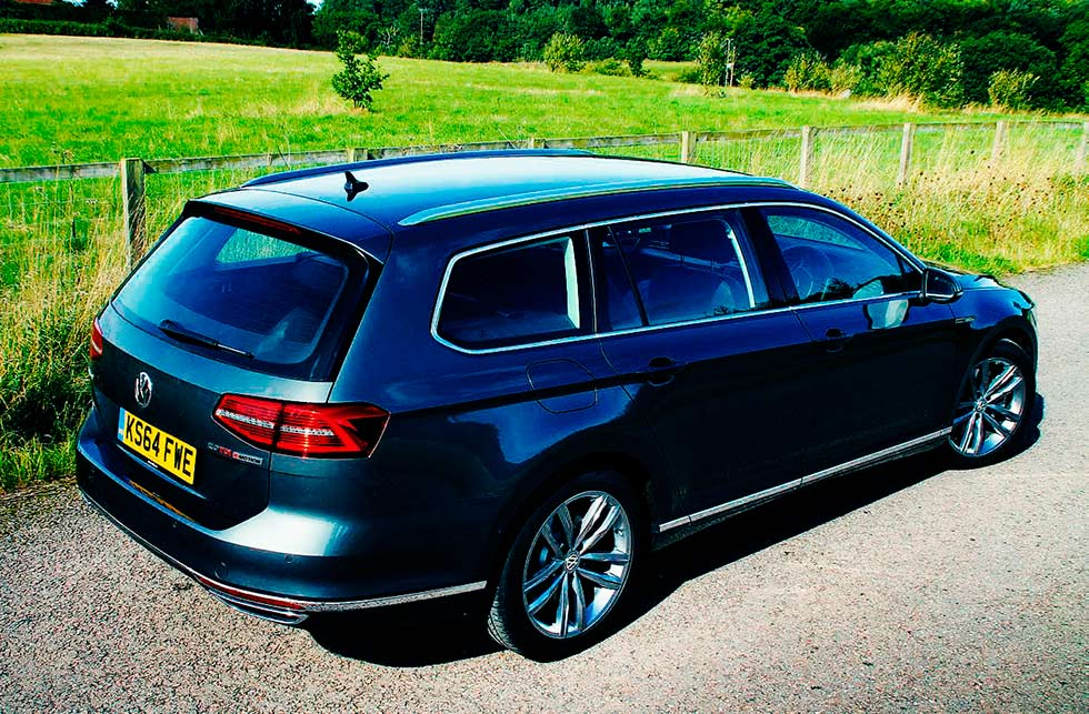 Road test 2016 Volkswagen Passat Estate GT 2.0 Bi-TDI 240 PS 7-speed DSG 4Motion