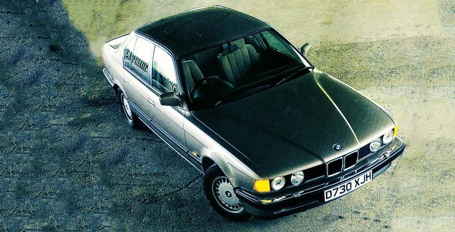 1987 BMW 730i Automatic SE E32