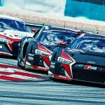 Audi Sport Customer Racing closed the 2015 racing season
