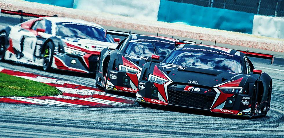 Audi Sport Customer Racing closed the 2015 racing season
