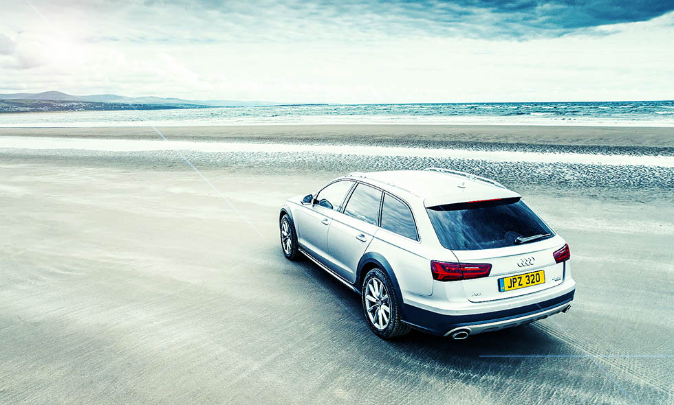 2016 Audi has introduced a new Sport trim level on all new A6 Allroad Quattro