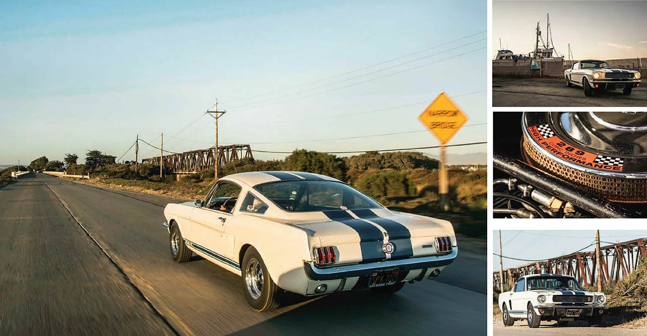 Ford Mustang Shelby GT350 Cop's 30-year love affair