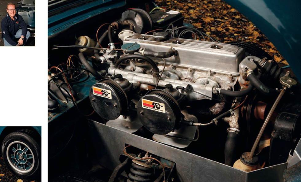 Road test three generations of Triumph's GT6