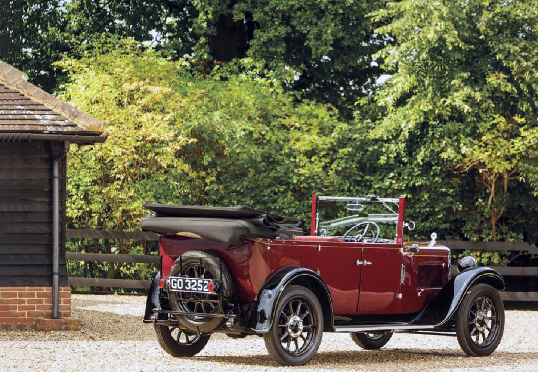 1930 Austin Twelve