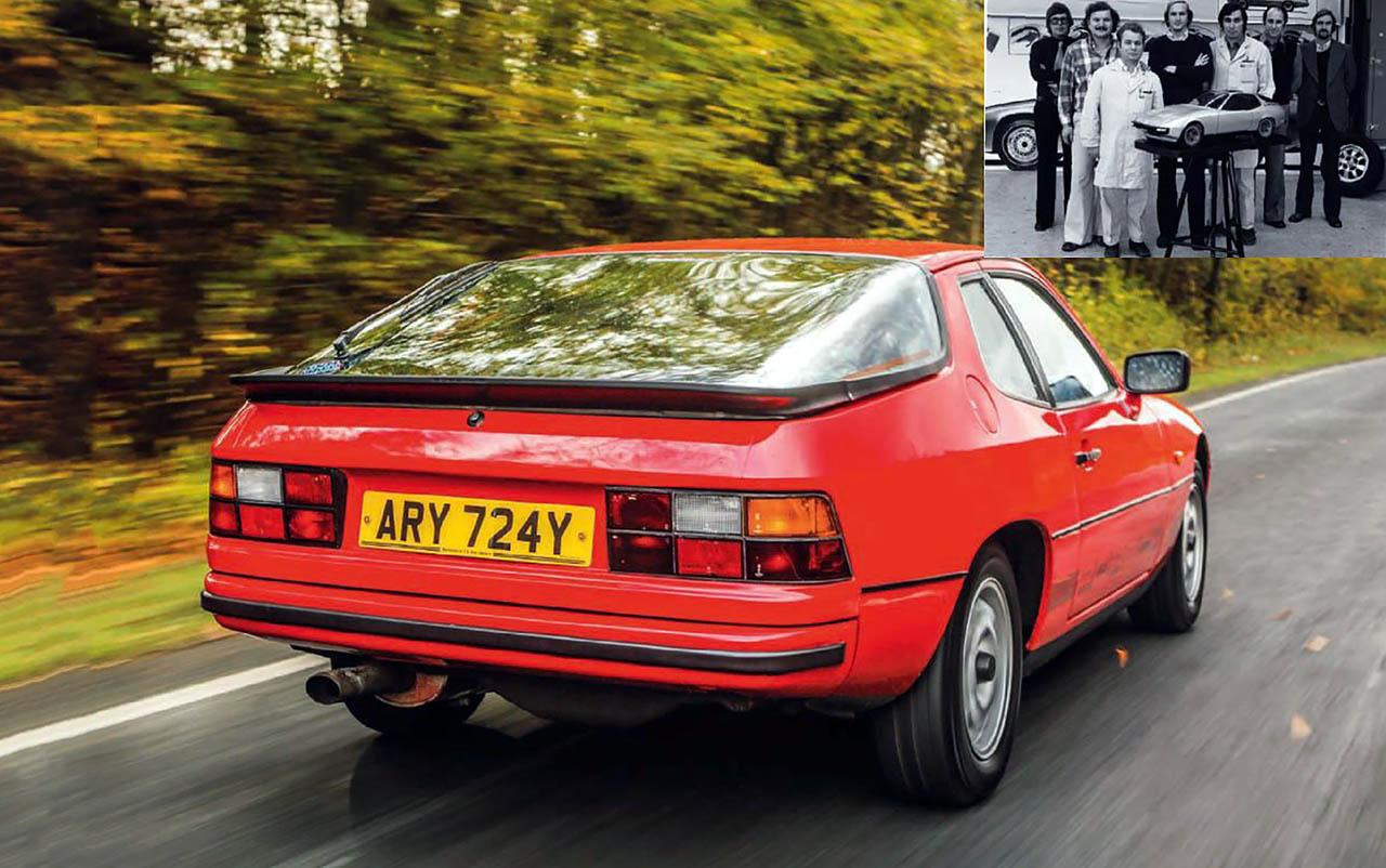 Porsche 924 road test